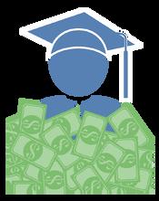 Graduate_swiming_in_money_(2)